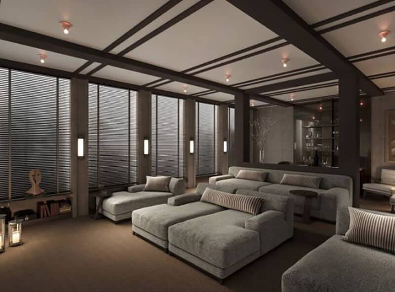 Aspects to consider when purchasing best home theater seats