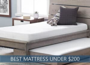 Best Mattress Under 200 In 2020