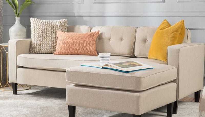 Best Sectionals For Small Spaces 2020