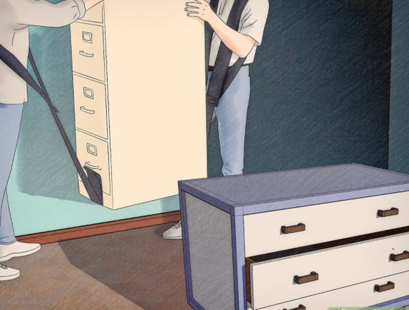 Best Way To Move A Dresser - TOP Guide 2020