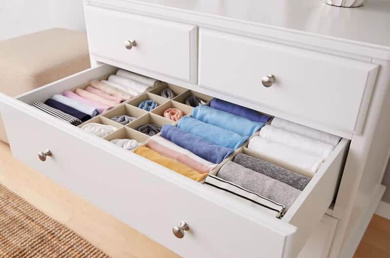 Best Way To Organize Dresser