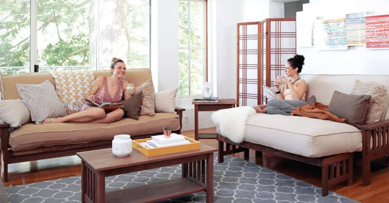 Buying Guide - How to Shop for a Futon