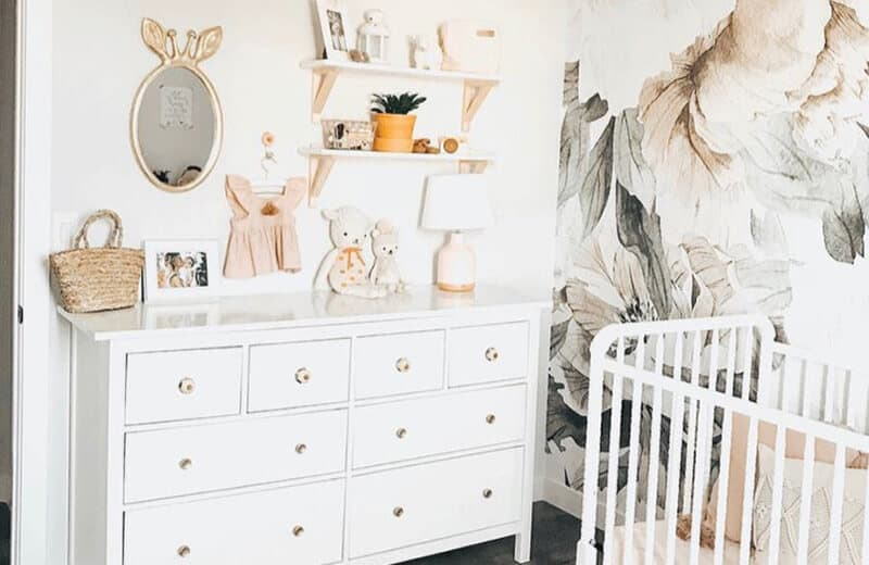 How to Pick the Ideal Nursery Dressers