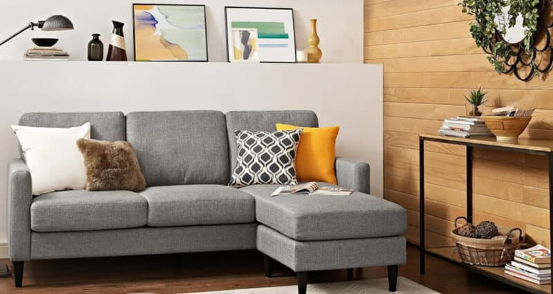 Top Rated 11 Best Sectional Sofa For Small Living Room