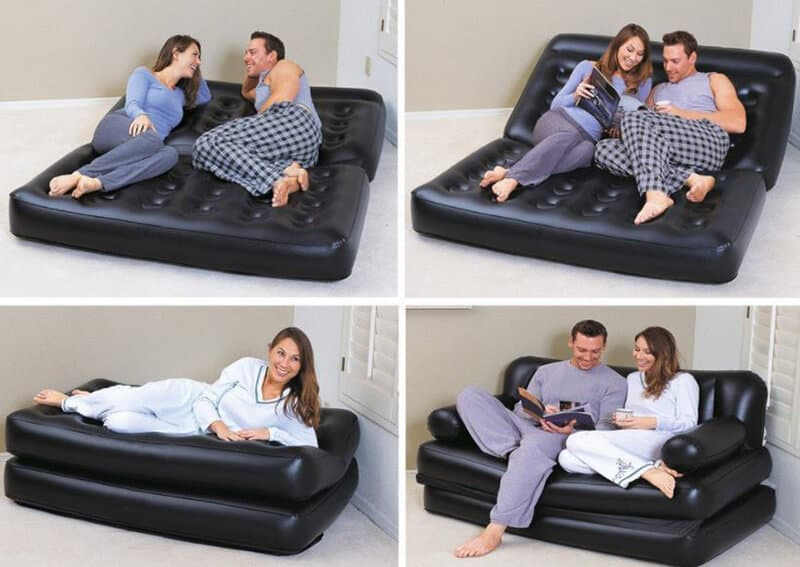 Top Rated 13 Best Inflatable Sofa Brands