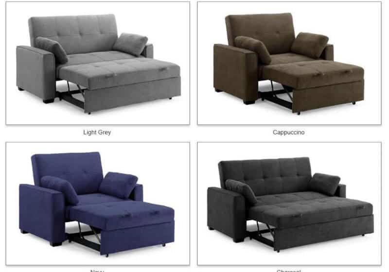 Top Rated 13 Best Loveseat Sleeper Sofas Brands
