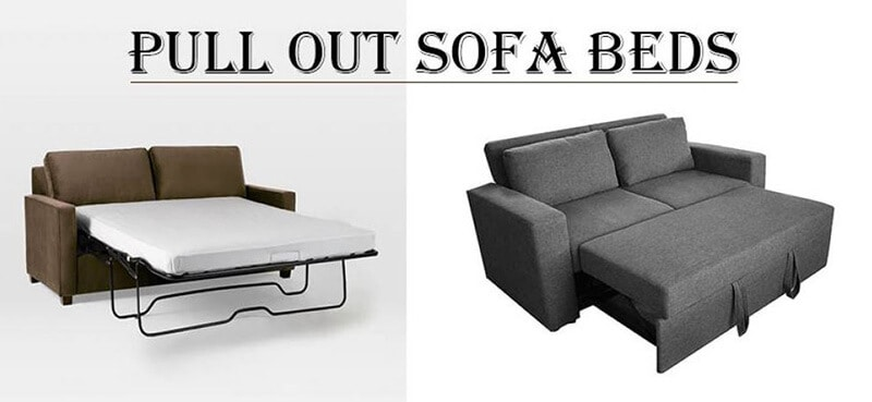 Top Rated 13 Best Pull Out Sleeper Sofas Brands