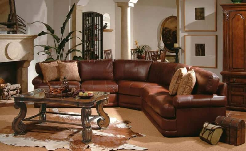 Top Rated 17 Best Leather Sofa Brands