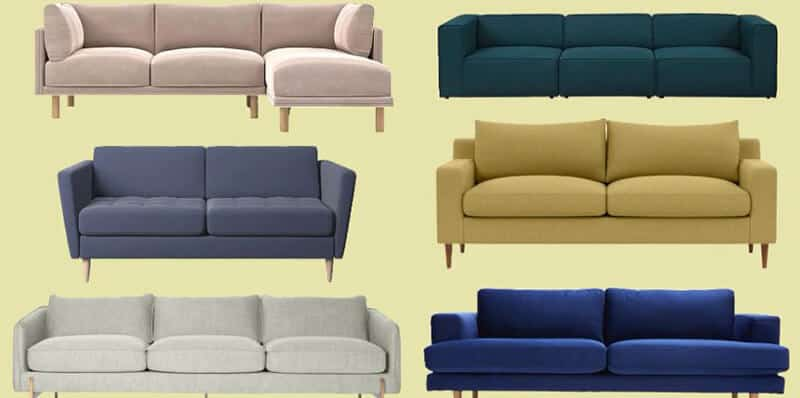 Top Rated 18 Best Cheap Sofa & Couch Brands