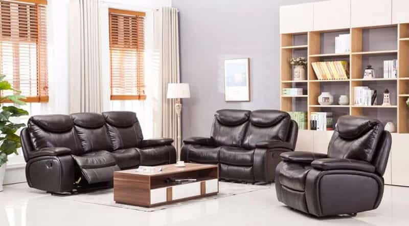 Top Rated 9 Best Reclining Sofas Brands
