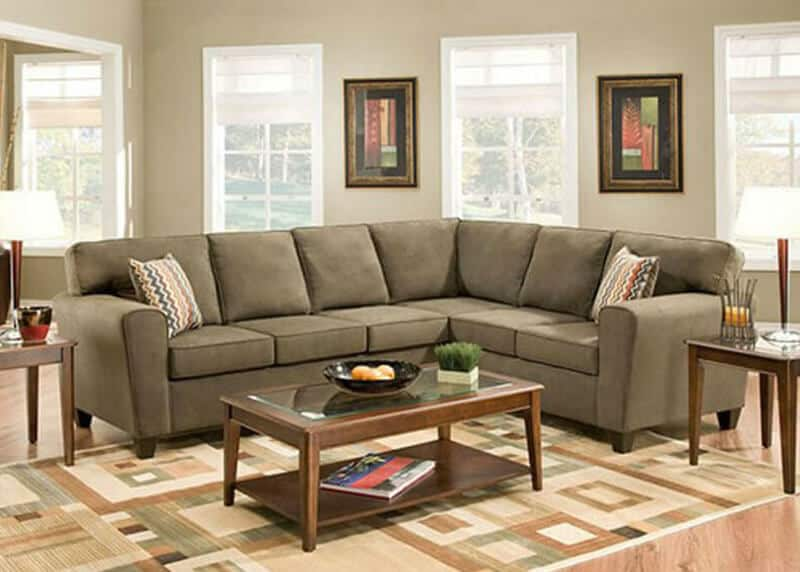 Top Rated 9 Best Sectional Couch Under 1000 Brands