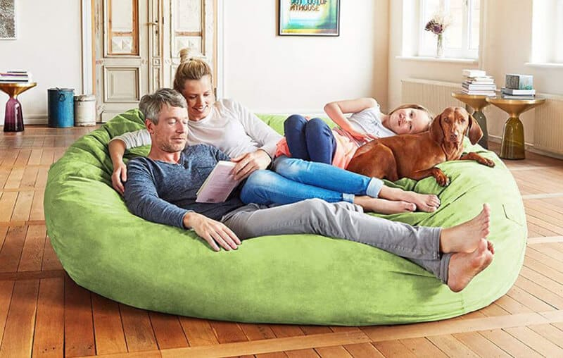 Why should you choose a bean bag chair on your property