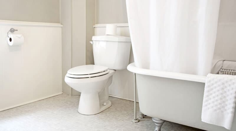 best comercial water saving toilet