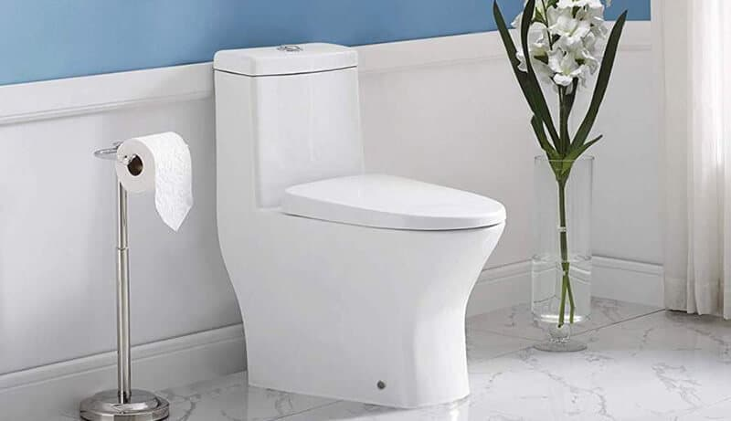 comfort height one piece toilet best