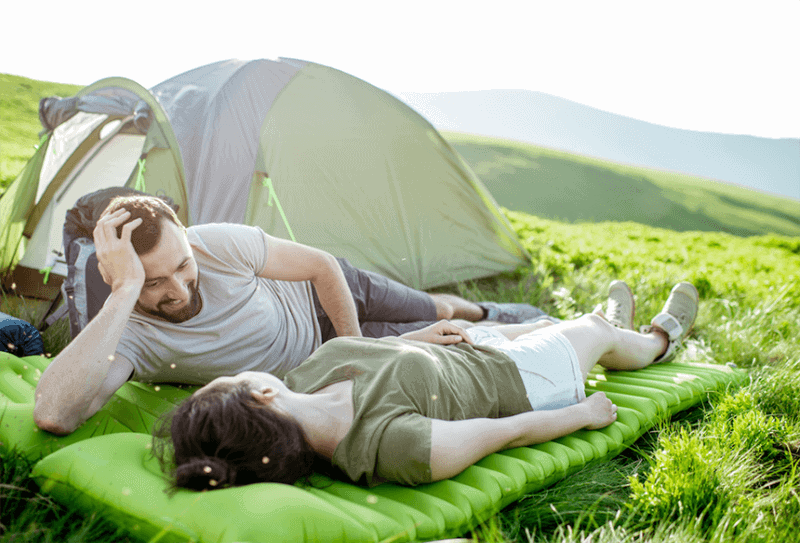 Best Camping Mattress For Couples 2021