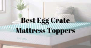 Best Egg Crate Mattress Topper 2021