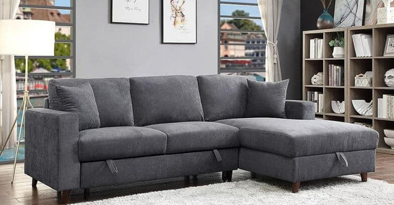 Difference between a Sectional vs Sofa