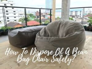 How To Dispose Of A Bean Bag Chair Safely
