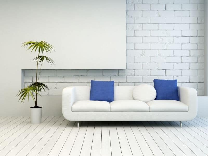 How To Keep A White Couch Clean (1)