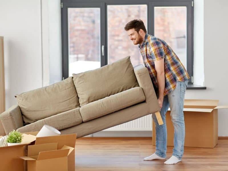 How To Move Your Couch