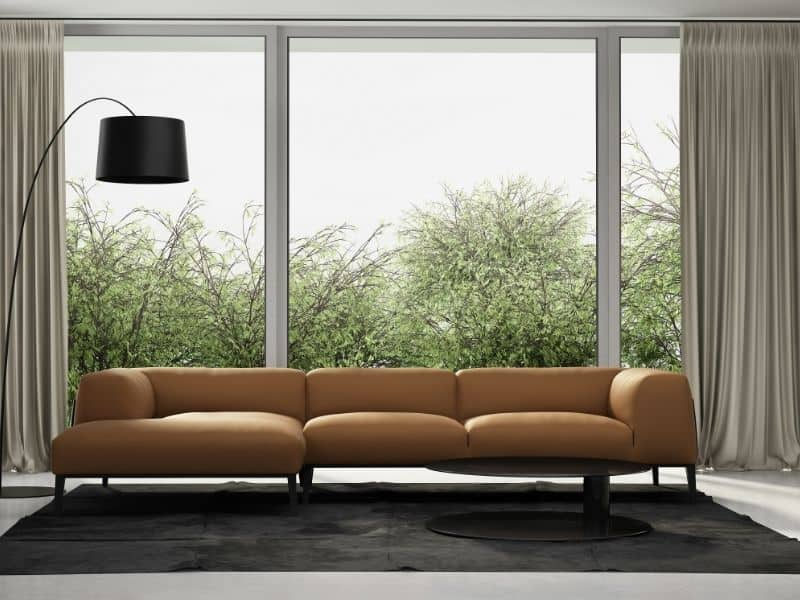The Way to Deodorize Leather Sofas