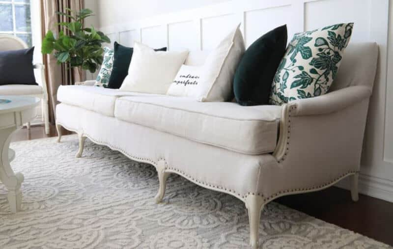 The Way to Reupholster a Couch