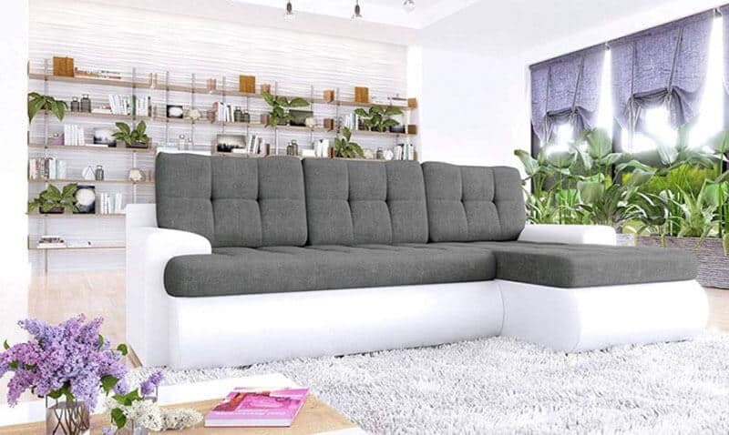 What if the sofa bed frame has damaged arms or joints